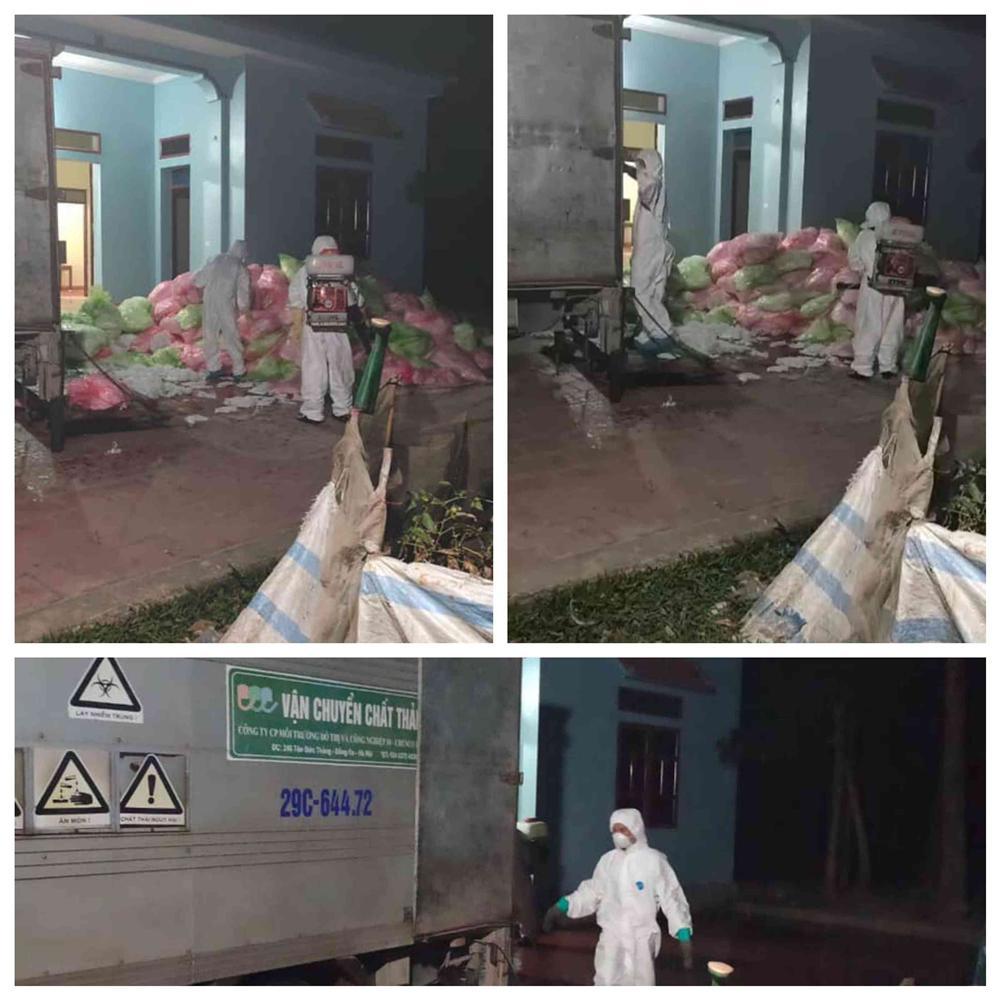 Thông tin nóng vụ 6 tạ khẩu trang y tế đã sử dụng tuồn về Hà Nội-1