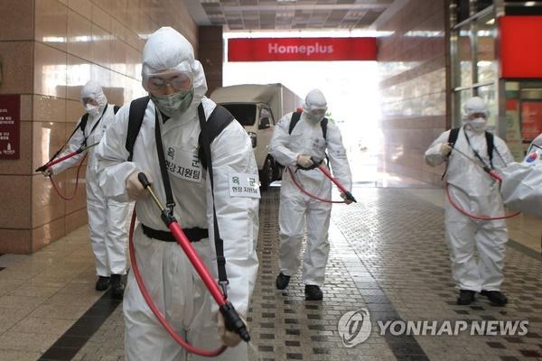 Hàn Quốc xác nhận gần 6300 trường hợp nhiễm virus corona, số ca nhiễm mới trong ngày cao gấp 3,6 lần Trung Quốc-1