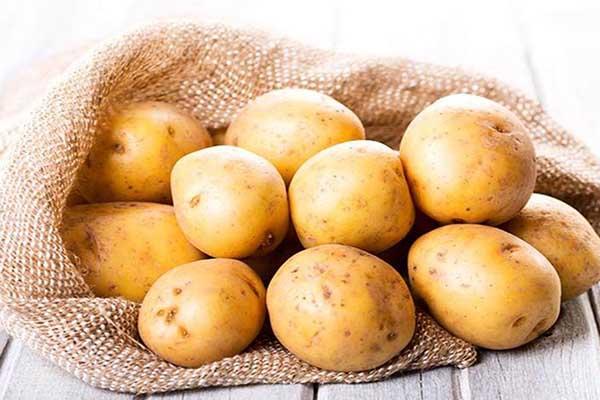 Mua khoai tây nhìn đúng 1 điểm, biết ngaycủ ngon không sợ chất độc bảo quản-1