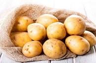 Mua khoai tây nhìn đúng 1 điểm, biết ngaycủ ngon không sợ chất độc bảo quản