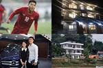 Quỳnh Anh tiễn Duy Mạnh sang Singapore khám chấn thương, gặp sự cố ngay khi vừa tới sân bay-10