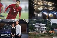 Cầu thủ U23 đã mua được nhà: Duy Mạnh mua gần nhà vợ, Đức Chinh xây biệt thự tặng mẹ