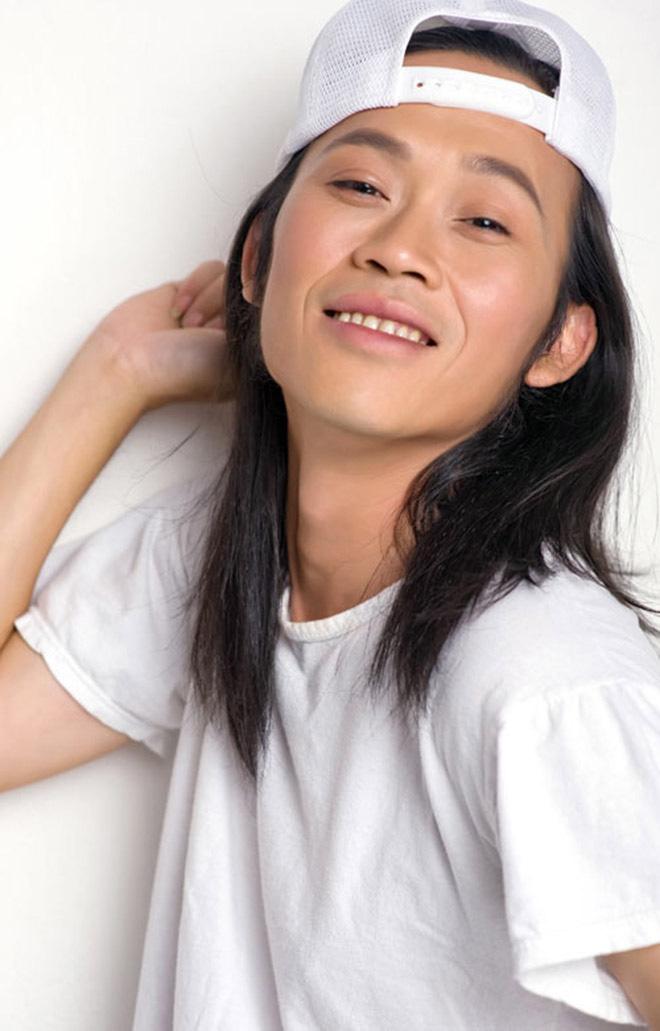 Hình ảnh chất chơi, sành điệu thời trẻ của danh hài Hoài Linh-8