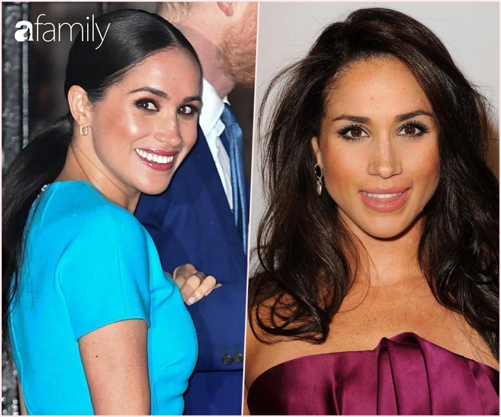 Meghan đẹp thật nhưng nhìn kỹ mới thấy makeup sai sai, lộ rõ tham vọng tấn công Hollywood sau khi rời bỏ Hoàng gia Anh-6