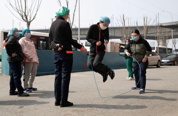 Chuyên gia TQ dự báo cuối tháng 3 số ca mắc Covid-19 tại Vũ Hán bằng 0-1
