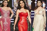 Ảnh nét căng đêm bán kết Hoa hậu Chuyển giới: Hoài Sa lấn át cả dàn đổi thủ chiếm ưu thế trước chặng đua cuối!