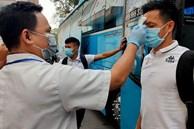Việt Nam công bố ca nhiễm Covid-19 thứ 17: Hoãn gấp trận Hà Nội FC – Nam Định, V.League có thể tạm dừng