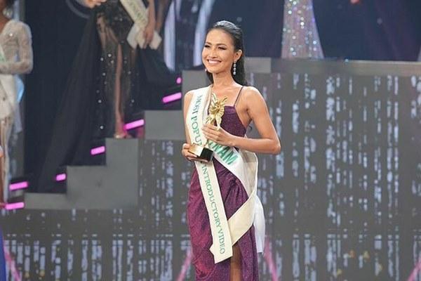 Thí sinh Mexico đăng quang Hoa hậu Chuyển giới Quốc tế 2020-1