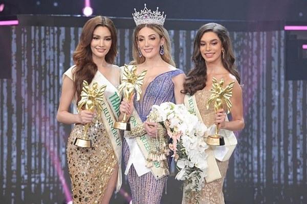 Thí sinh Mexico đăng quang Hoa hậu Chuyển giới Quốc tế 2020-3