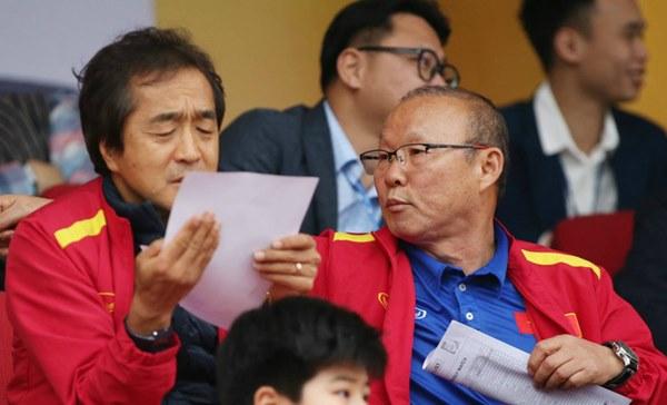 Thầy Park dự khán Sài Gòn đấu SLNA: Bật mí nhân tố bí ẩn-1