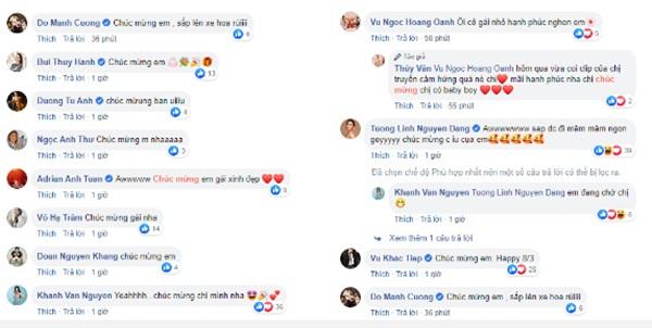 Á hậu Thúy Vân đã nhận lời cầu hôn của bạn trai, dàn sao Việt rần rần chúc mừng cô sắp lên xe hoa?-2