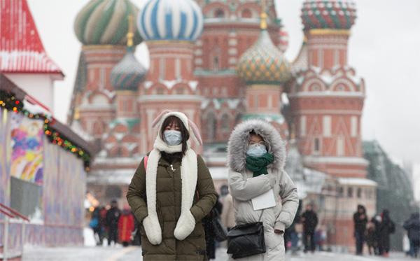 Nga: Phạt tù tới 5 năm với người không tự cách ly sau khi về từ vùng dịch COVID-19-1