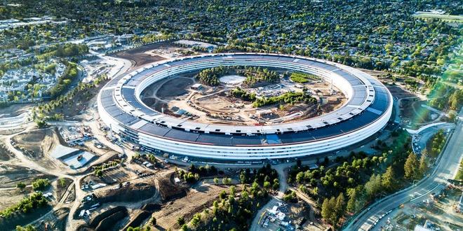 Apple cho nhân viên làm việc tại nhà để tránh virus corona-1