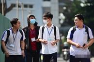 Ngày đầu tiên tại trường đại học duy nhất ở TP.HCM cho sinh viên đi học trở lại