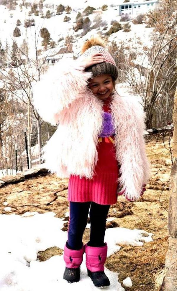 Con gái thiên thần của Diva Hồng Nhung làm bánh tặng mẹ, thành quả đẹp lạ gây ngạc nhiên-1