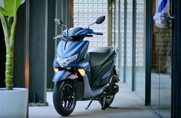 'Săn' cơ hội nhận xe Yamaha côn tay khi mua Janus và FreeGo-3
