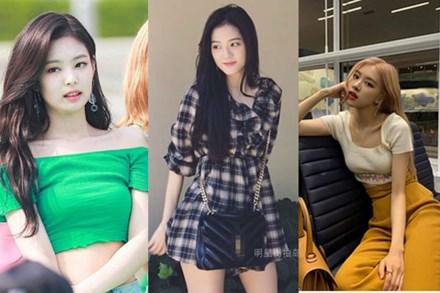 Trời bắt đầu nắng nóng, update ngay loạt váy áo mùa hè chỉ vài trăm ngàn mà 4 cô nàng Black Pink vẫn hay diện