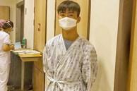 Hình ảnh đầu tiên của Duy Mạnh trước khi phẫu thuật tại Singapore, Đình Trọng nhận tin không vui sau tái khám