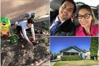 2 sao nam bỏ showbiz theo vợ sang Mỹ: Người ra vườn tự trồng hoa... kẻ tậu nhà 16 tỷ