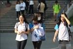 Đi học trong mùa dịch, sinh viên ĐH Y dược TP HCM được yêu cầu chụp lại vị trí chỗ ngồi trong mỗi giờ học-2