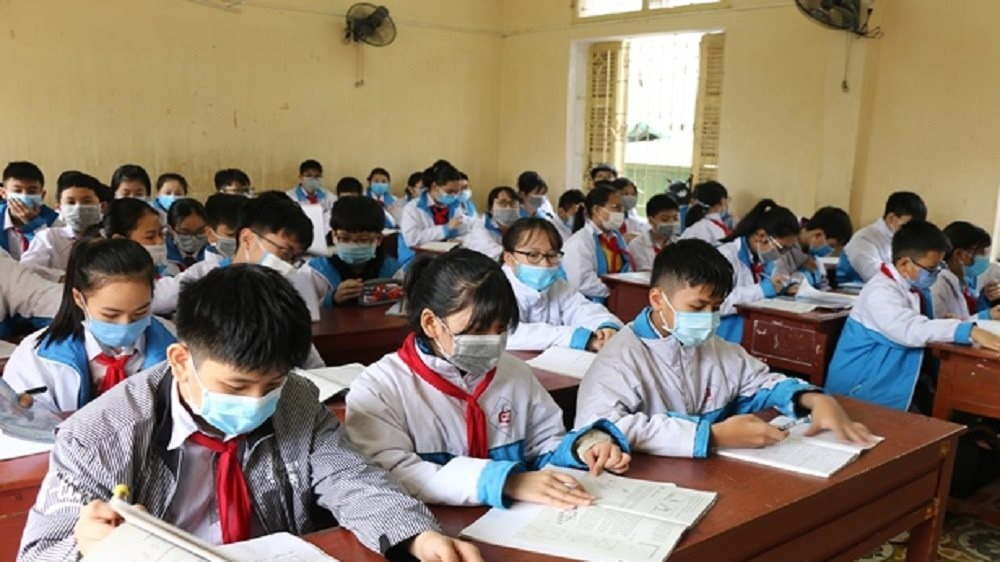 MỚI: 1 tỉnh thành xem xét cho học sinh các cấp từ Mầm non đến THCS nghỉ hết tháng 3-1