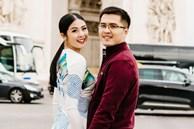 Hoa hậu Ngọc Hân hoãn cưới với bạn trai vào tháng 3 vì dịch Covid-19