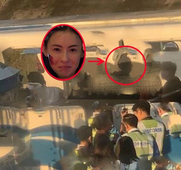 Trương Bá Chi cãi nhau với tiếp viên và bị đuổi khỏi máy bay khi đưa con đi du lịch Thái Lan-4
