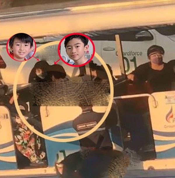 Trương Bá Chi cãi nhau với tiếp viên và bị đuổi khỏi máy bay khi đưa con đi du lịch Thái Lan-6