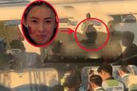 Trương Bá Chi cãi nhau với tiếp viên và bị đuổi khỏi máy bay khi đưa con đi du lịch Thái Lan