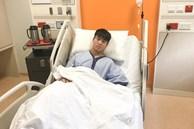 Duy Mạnh được phẫu thuật thành công, xuống sắc sau 2 giờ trên bàn mổ