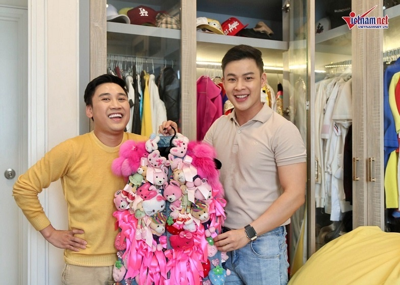 Căn hộ gần 6 tỷ của Don Nguyễn và bạn trai soái ca kém 8 tuổi-14