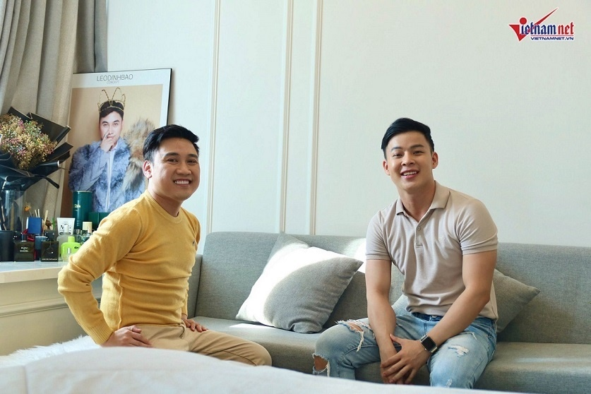 Căn hộ gần 6 tỷ của Don Nguyễn và bạn trai soái ca kém 8 tuổi-18