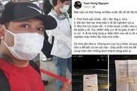 Tuấn Hưng công khai thông báo y tế và chuyện cách ly sau khi từ Mỹ trở về nước