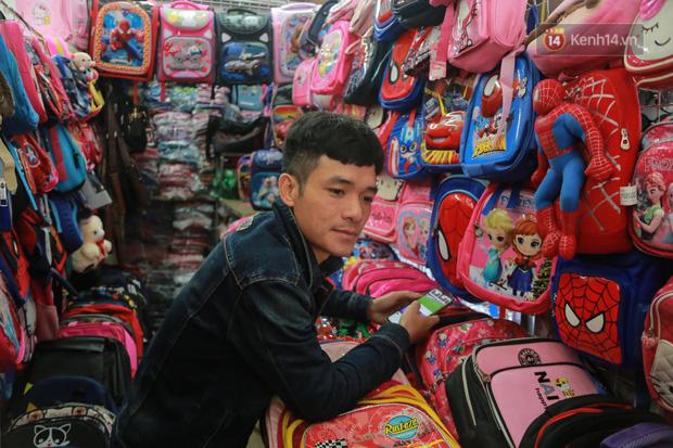 Ảnh: Cảnh tượng đìu hiu tại khu chợ lớn nhất Hà Nội trong mùa dịch Covid-19-7