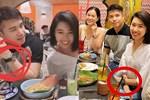 Chỉ 1 câu nói, Lan Ngọc vô tình tiết lộ Thuý Ngân đang bí mật hẹn hò và đi ăn riêng với Trương Thế Vinh?-7