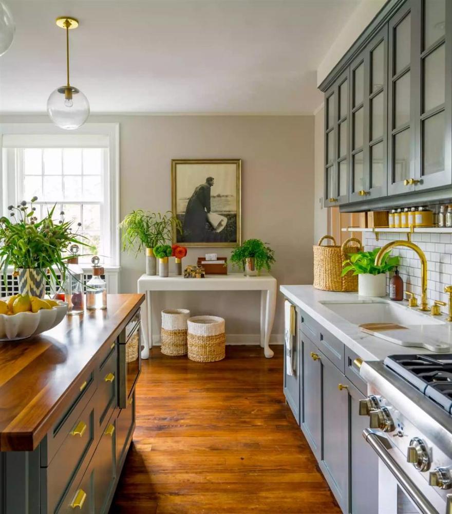 Yếu tố nhỏ nhưng có sức níu kéo cực lớn khiến bạn chẳng nỡ rời khỏi căn bếp gia đình-3