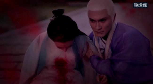 Tam sinh tam thế Chẩm thượng thư: Cao Vỹ Quang - Địch Lệ Nhiệt Ba nằm bất động với toàn thân đầy máu-6