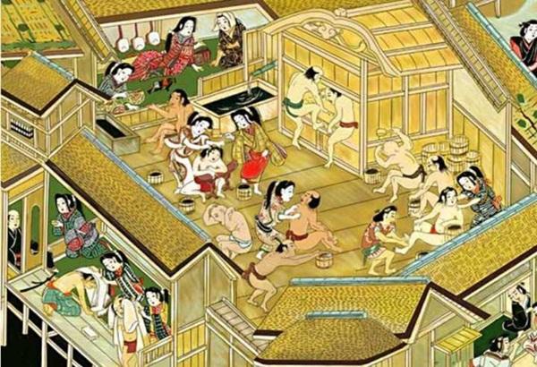 Văn hóa nam nữ tắm chung của Nhật Bản: Truyền thống lạ đời của người dân xứ Phù Tang và lịch sử hình thành từ thời cổ đại đầy thú vị-1