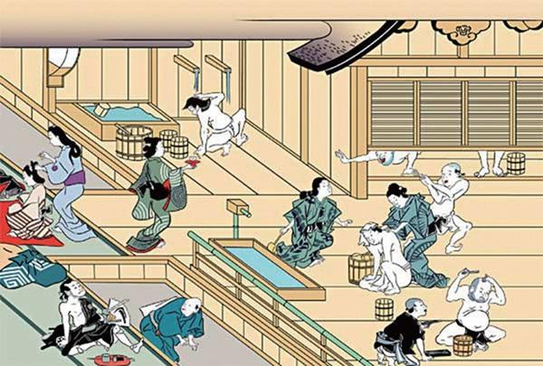 Văn hóa nam nữ tắm chung của Nhật Bản: Truyền thống lạ đời của người dân xứ Phù Tang và lịch sử hình thành từ thời cổ đại đầy thú vị-2