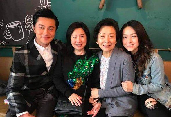 Bằng chứng thép 4 trên TVB: Xóa cảnh của Á hậu Hồng Kông giật chồng nhưng lại để quên đôi giày cao gót-4