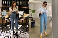 Dù bạn sở hữu kiểu quần jeans nào thì cũng có cách mix đồ tôn dáng ăn gian chân dài, diện đi chơi hay đi làm đều chuẩn chỉnh