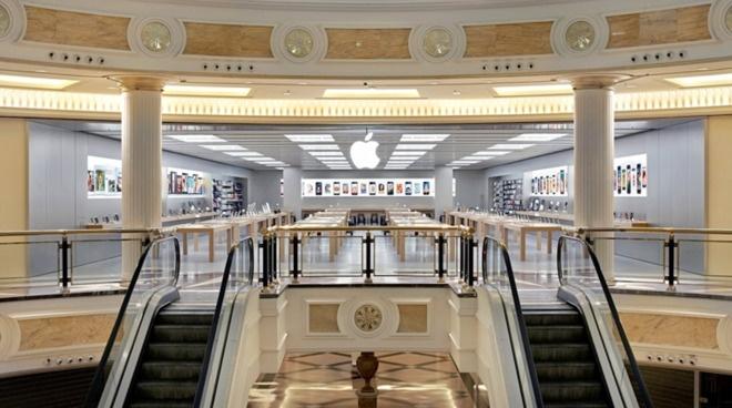 Apple đóng toàn bộ cửa hàng tại Italy vô thời hạn-1
