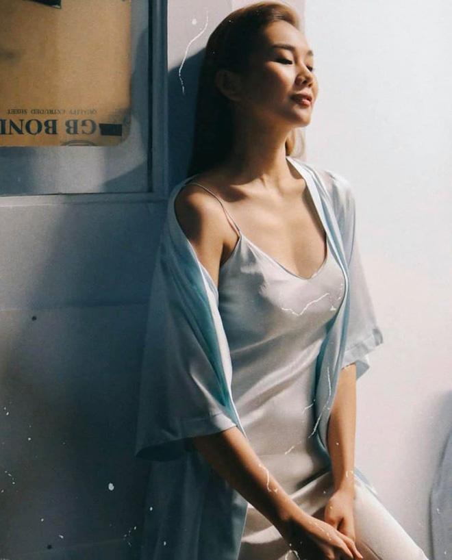 Cận cảnh vẻ nóng bỏng của chị đại Thanh Hằng ở tuổi U40-9