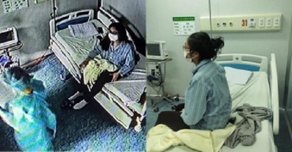 Bệnh nhân số 17 nhiễm Covid-19 đã hết sốt 3 ngày, được bác sĩ khuyến cáo tránh xa mạng xã hội-1