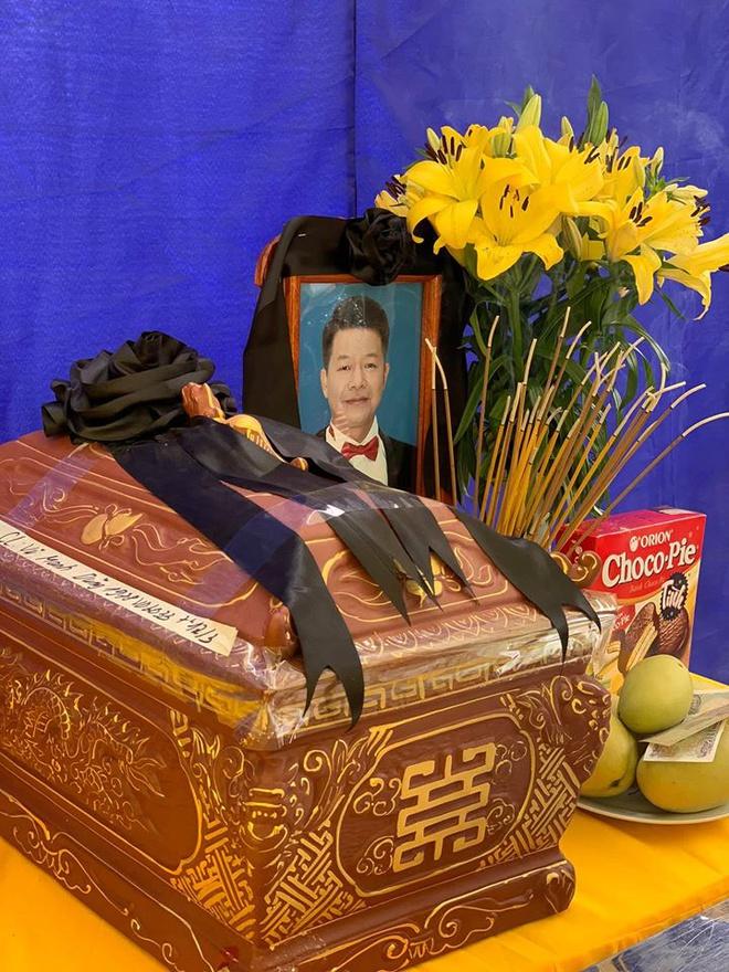 Nghệ sĩ Vũ Mạnh Dũng yên nghỉ tại nghĩa trang quê nhà-2