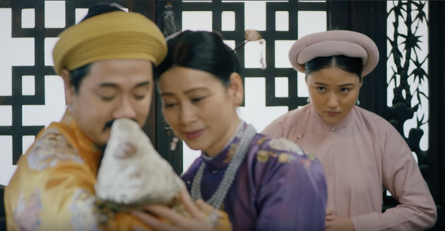 Phượng Khấu của Hồng Vân - Hồng Đào bị chỉ trích xuyên tạc lịch sử, xào nấu tên nhân vật lung tung-4