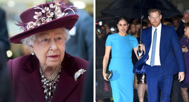 Báo Mỹ: Nữ hoàng Anh được cho là khẩn cầu Hoàng tử Harry rời bỏ Meghan Markle để cứu lấy tất cả mọi người-1