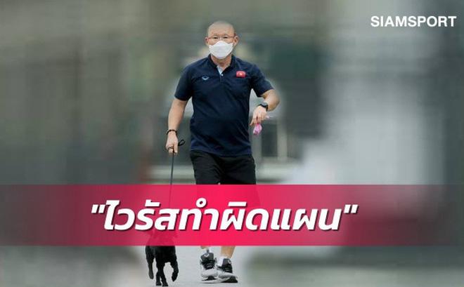 HLV Park Hang-seo có nguy cơ bị cấm chỉ đạo ở AFF Cup 2020 vì Covid-19-1