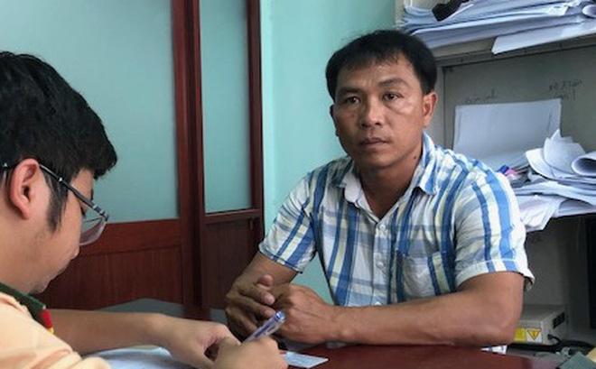 Đại úy công an phường ở Vũng Tàu bị tài xế phóng ô tô 100km/h tông trúng đã hy sinh-1