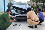 Đại úy công an phường ở Vũng Tàu bị tài xế phóng ô tô 100km/h tông trúng đã hy sinh